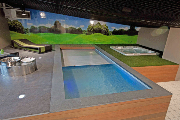 Constructeur de piscine à Lille - Piscine et Jardin