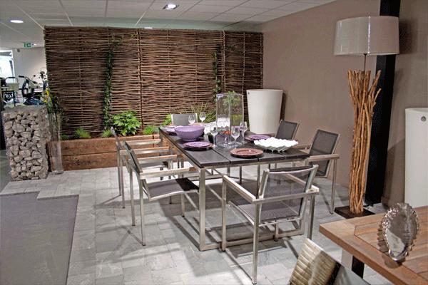 Salon de jardin et mobilier extérieur à Lille chez Piscine et Jardin