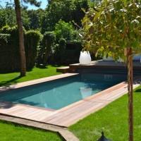 Mini piscine extérieure