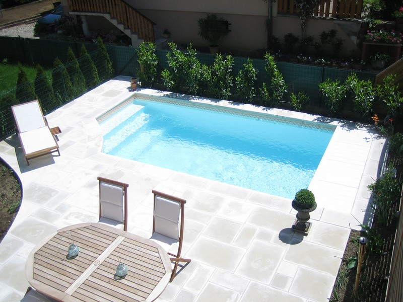 Merveilleux Stunning Exemple De Piscine Exterieur Contemporary Design Trends