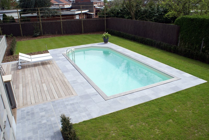 piscines en bois pour les jeux d 39 eau piscine jardin ForPiscine Exterieure Bois