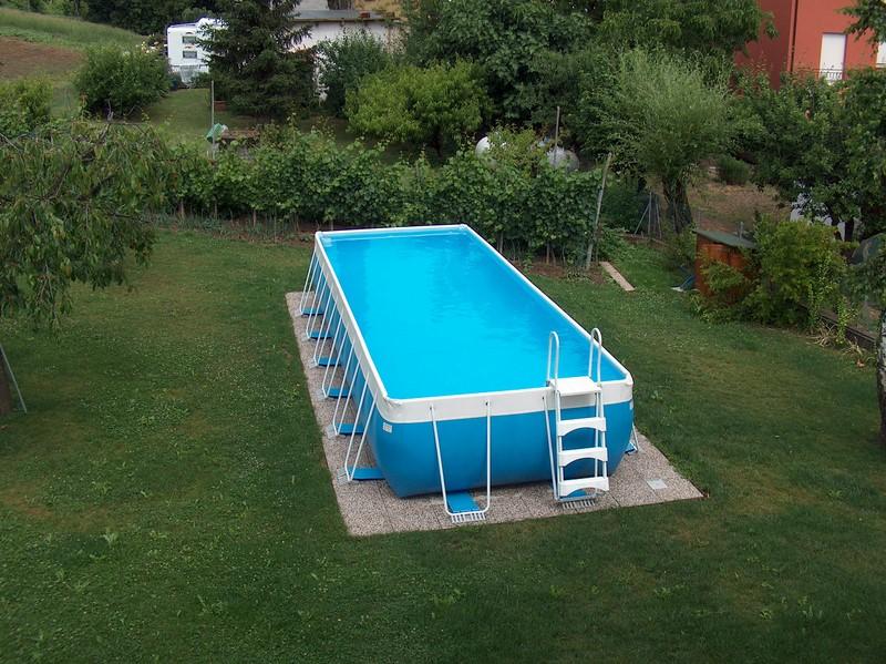 piscine hors sol gonflable ou en kit petit prix