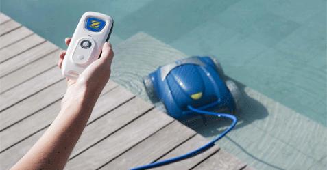 Vente de robot de piscine à Lille