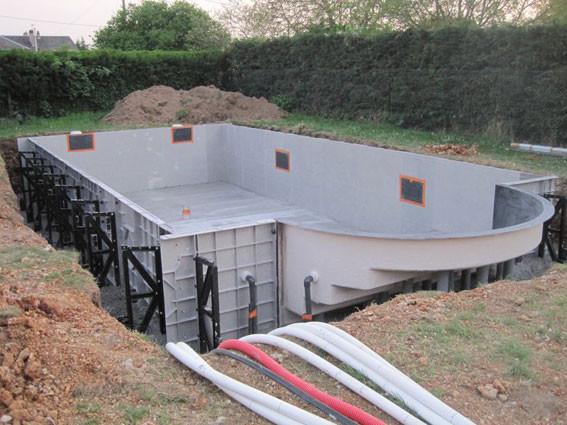structure piscine modulaire - Piscine & Jardin