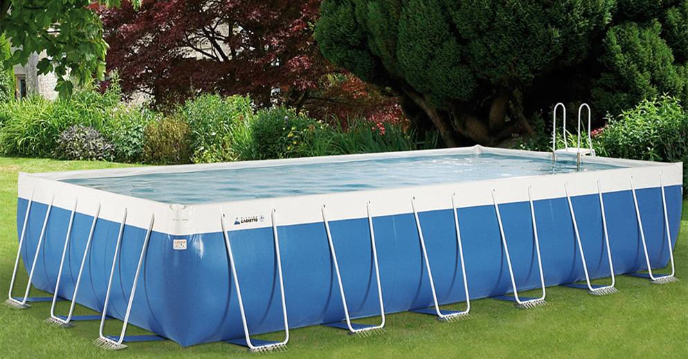 Piscine hors sol autoportante laghetto piscine et jardin for Laghetto pvc
