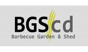 logo de marque déco bgscd - Barbecue Garden & Shed