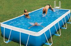 Piscine hors sol autoportante laghetto piscine et jardin for Piscine hors sol 5m sur 3m
