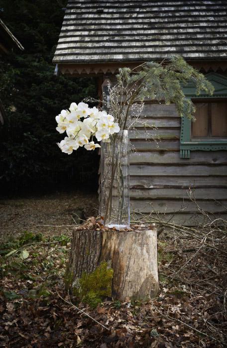 fleurs artificielles automne