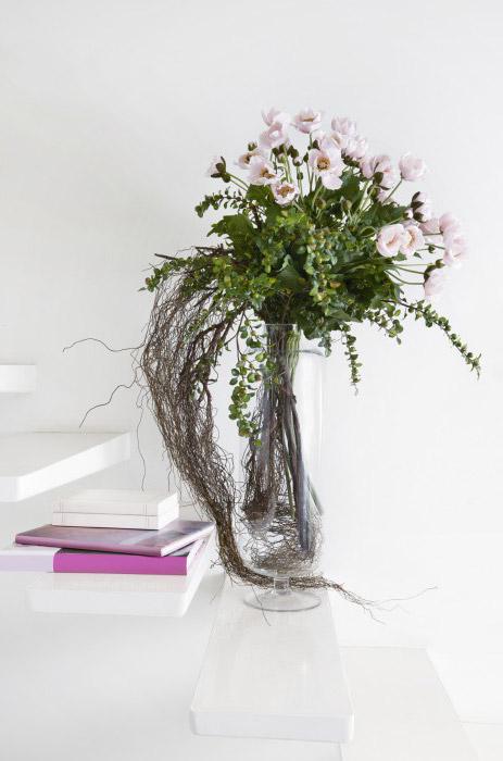 bouquert artificielle fleur interieur
