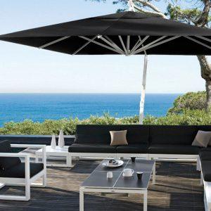 exterieur terrasse parasol