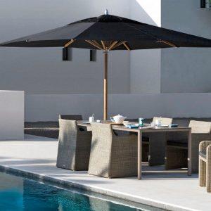 parasol exterieur terrasse