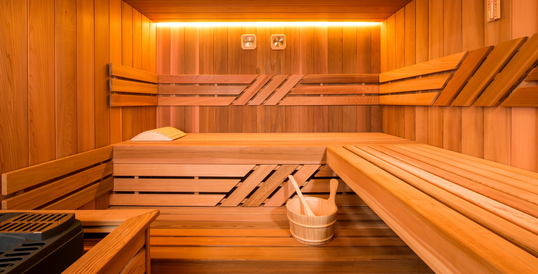 sauna a la maison top hotel la maison du cinema essaouira. Black Bedroom Furniture Sets. Home Design Ideas