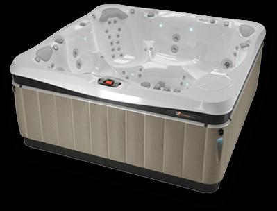 installation spa haut gamme