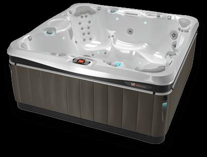 spa haut gamme installation