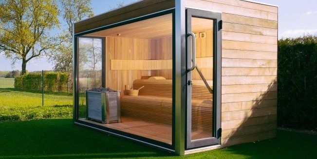 Sauna Confort  Le Charme Du Classique Et De La Tradition