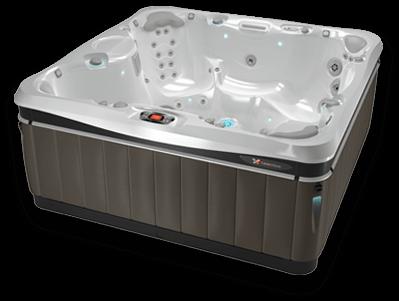 gamme haut spa confort particulier - TAHITIAN - CALDERA SPAS