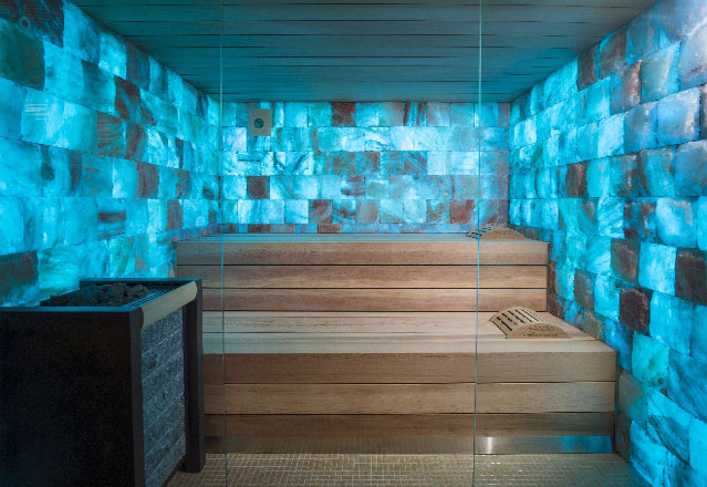 Fabrication de sauna en grotte de sel en hauts de france for Fabrication sauna interieur