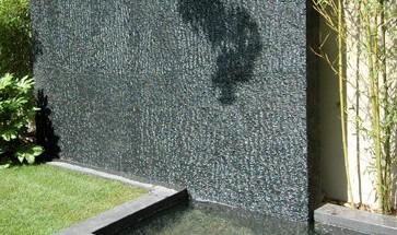 mur d'eau