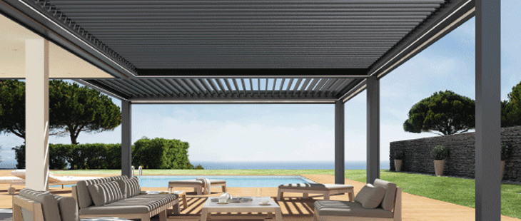installation de pergola bioclimatique dans les hauts de france. Black Bedroom Furniture Sets. Home Design Ideas