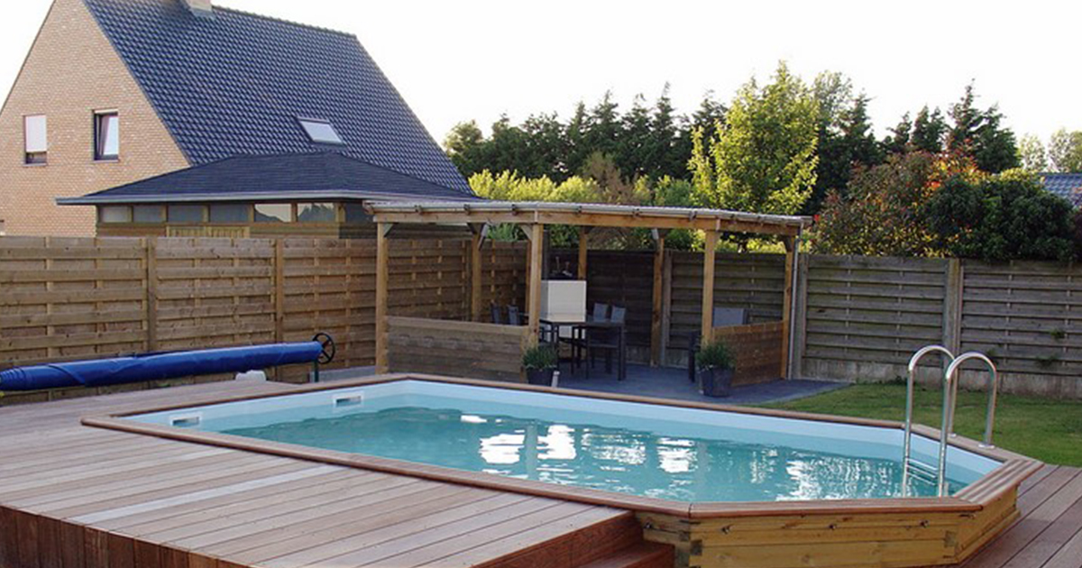 Pool house piscine piscine debordement pool house design for Construction pool house piscine