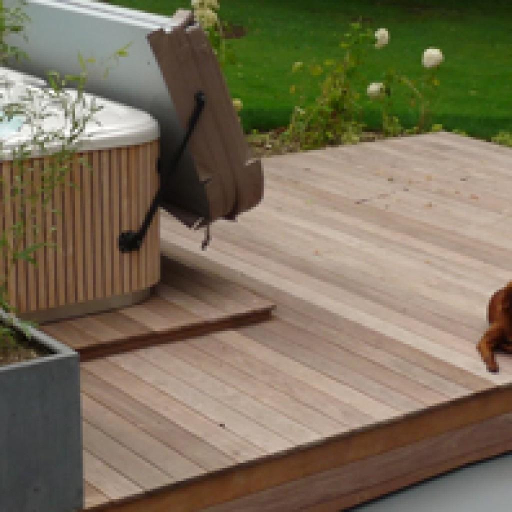 Terrasse En Bois Dans Le Nord Realisation De Terrasses