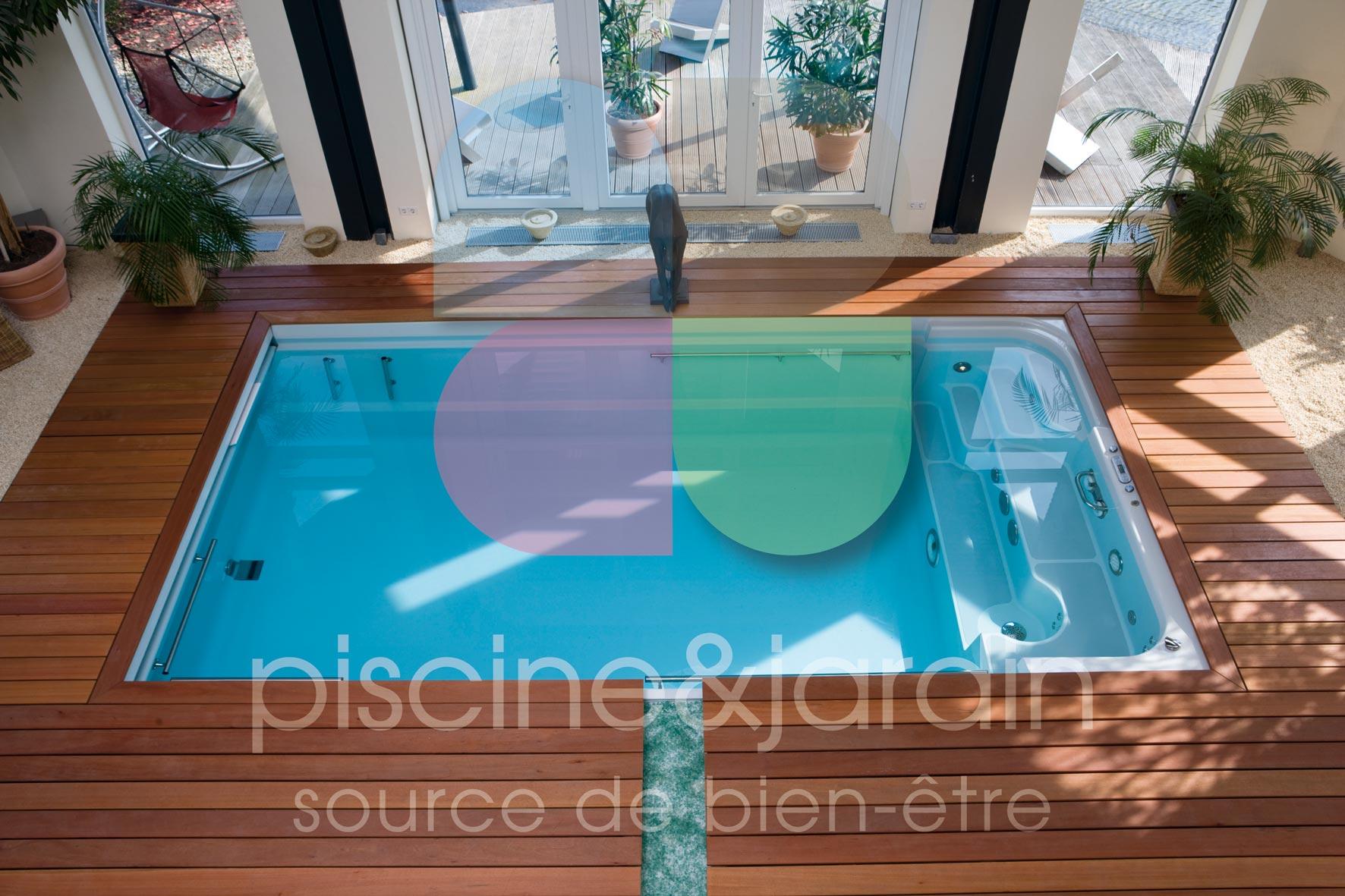 04 Piscine intérieure classique Riviera Pool