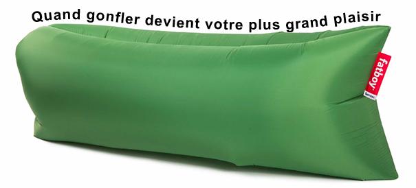 Lamzac vert disponible dans notre boutique d'Arras 62