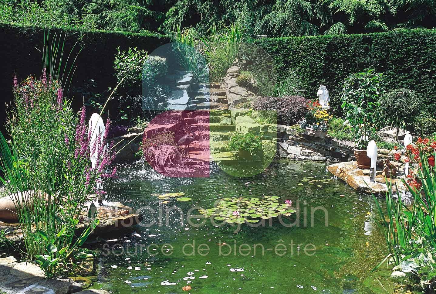 installation de fontaine et cascade pour piscine dans le nord