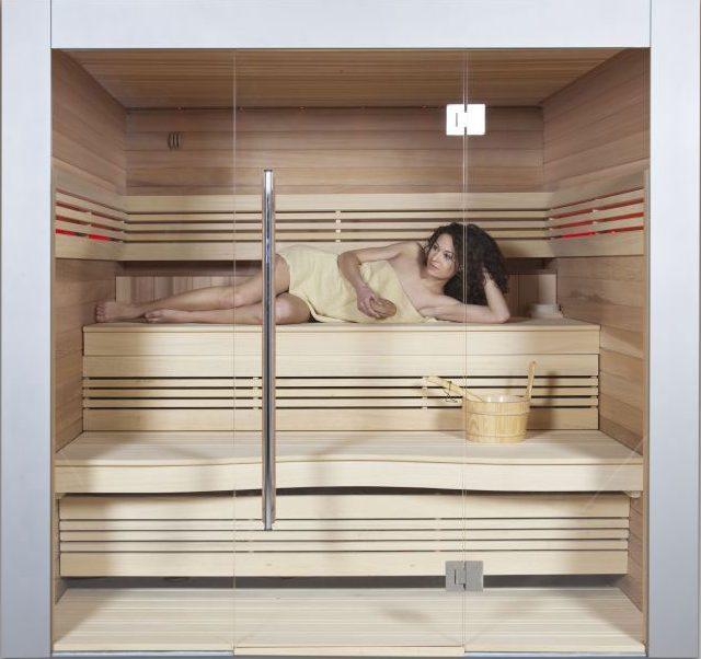 sauna traditionnel Intens piscine et jardin nord pas de calais picardie