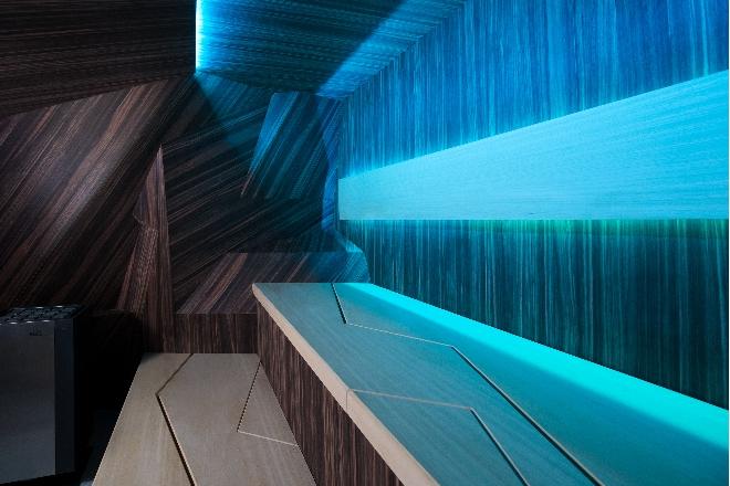 Sauna professionnels - Sauna abstracto - Piscine & Jardin - Nord pas de Calais Picardie