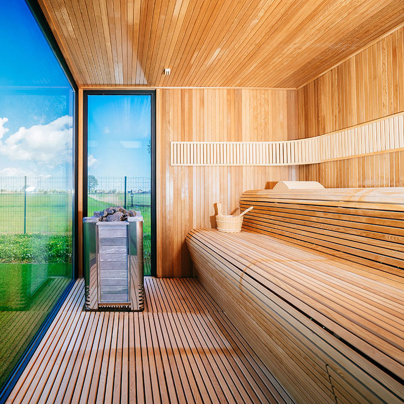 d couvrez de nouveaux horizons avec le sauna luxury piscine et jardin. Black Bedroom Furniture Sets. Home Design Ideas