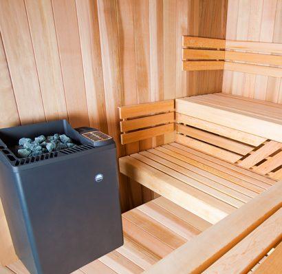 Sauna traditionnel Profi par piscine et Jardin Dans le Nord Pas de calais picardie