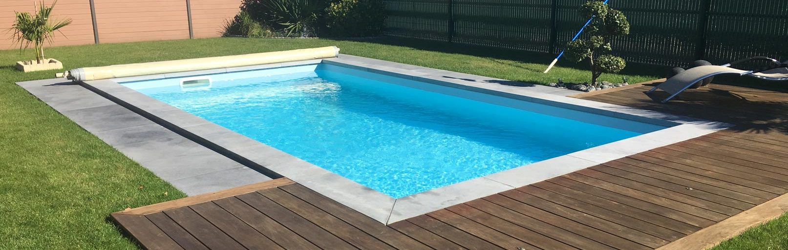 Couverture barres de s curit pour piscine disponible au - Couverture securite piscine ...