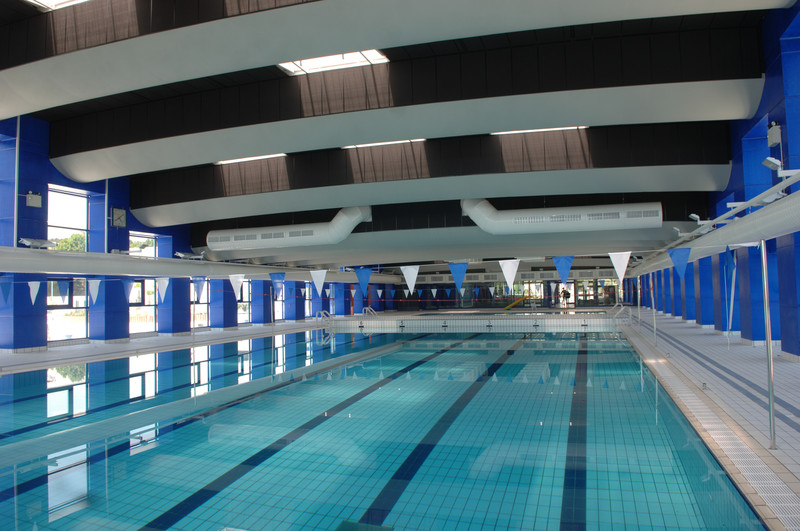 Cr ation de piscine collective dans le nord pas de calais for Creation de piscine