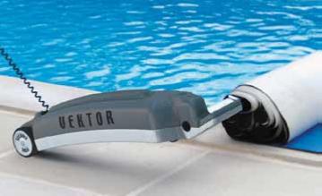 Motorisation de couverture à barres piscine VECTOR 1