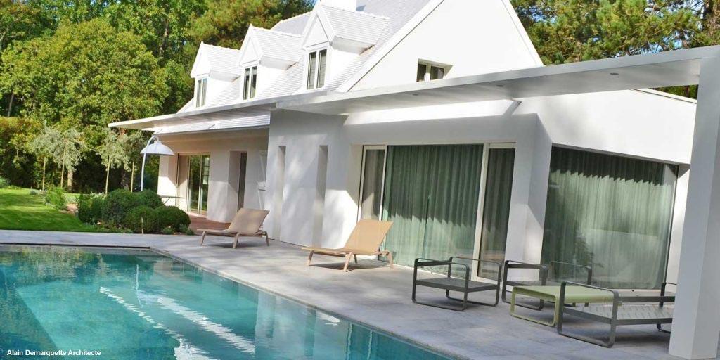 Am nagement piscine jardin spa paysagiste du nord de for Piscine et jardin touquet