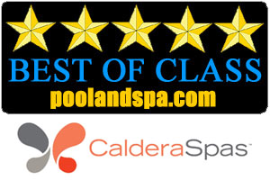 Caldera spas élu meilleur spa de sa catégorie