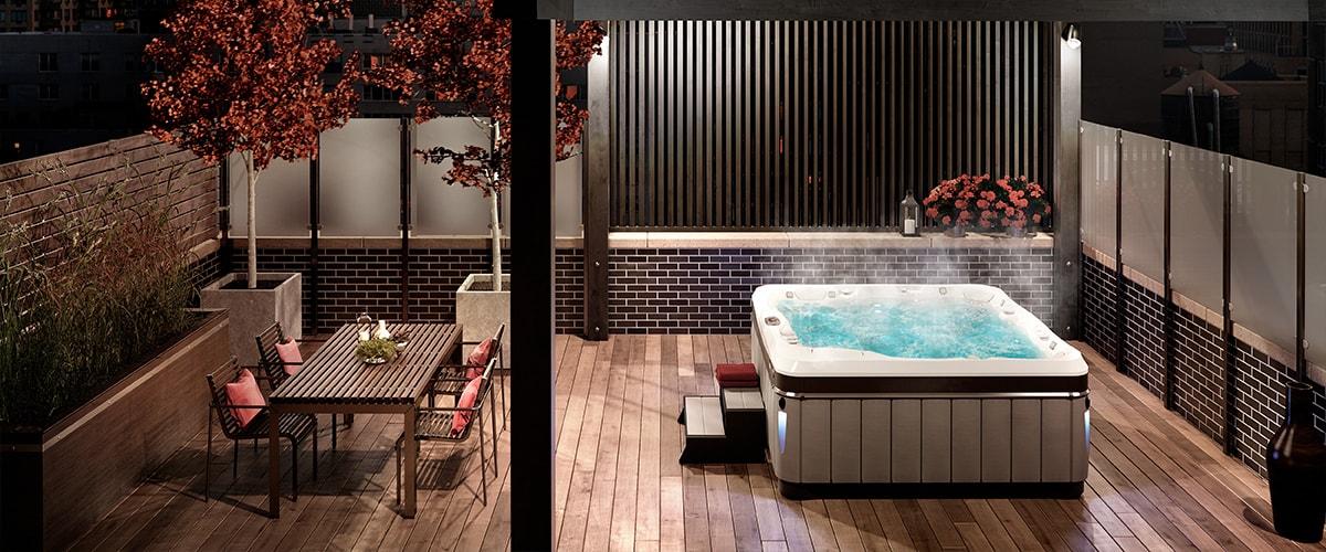 Vente de spa / Jacuzzi de marque Caldera Spas à Lille, Nord 59