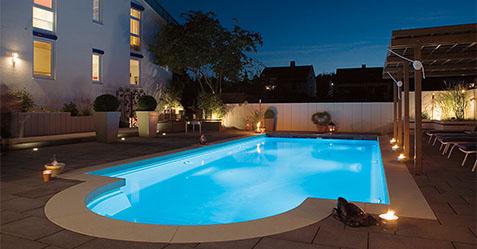 La piscine connectée vous permet de profiter pleinement en votre présence et controle en votre absence - PISCINE ET JARDIN Valenciennes 59