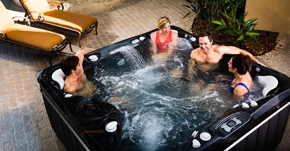Vivez l'expérience d'une relaxation dans un spas Caldera UTOPIA