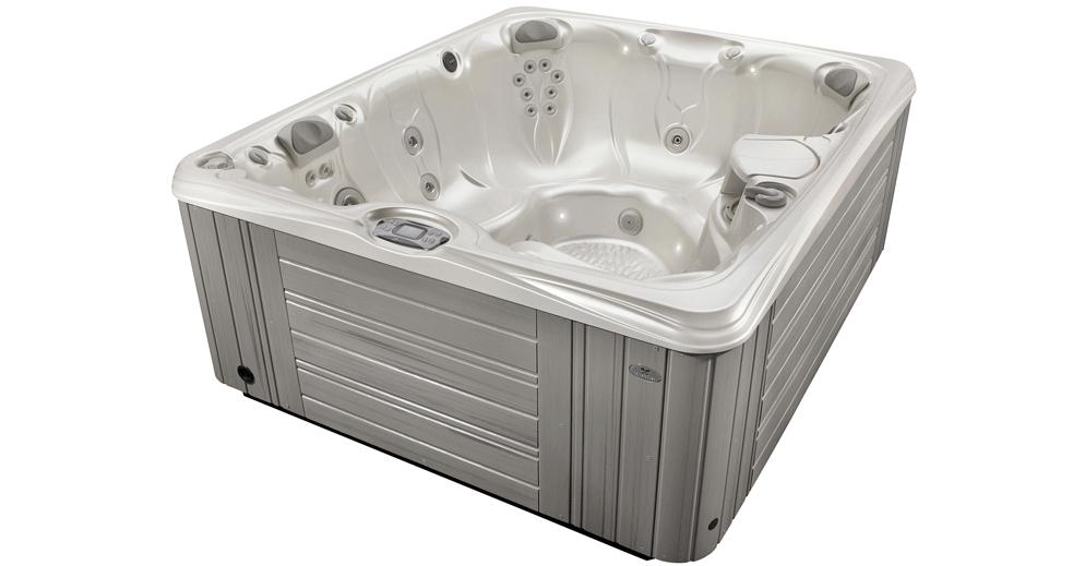 Le modèle de spa MARTINIQUE est une des référence de la gamme CALDERA SPAS avec 5 places