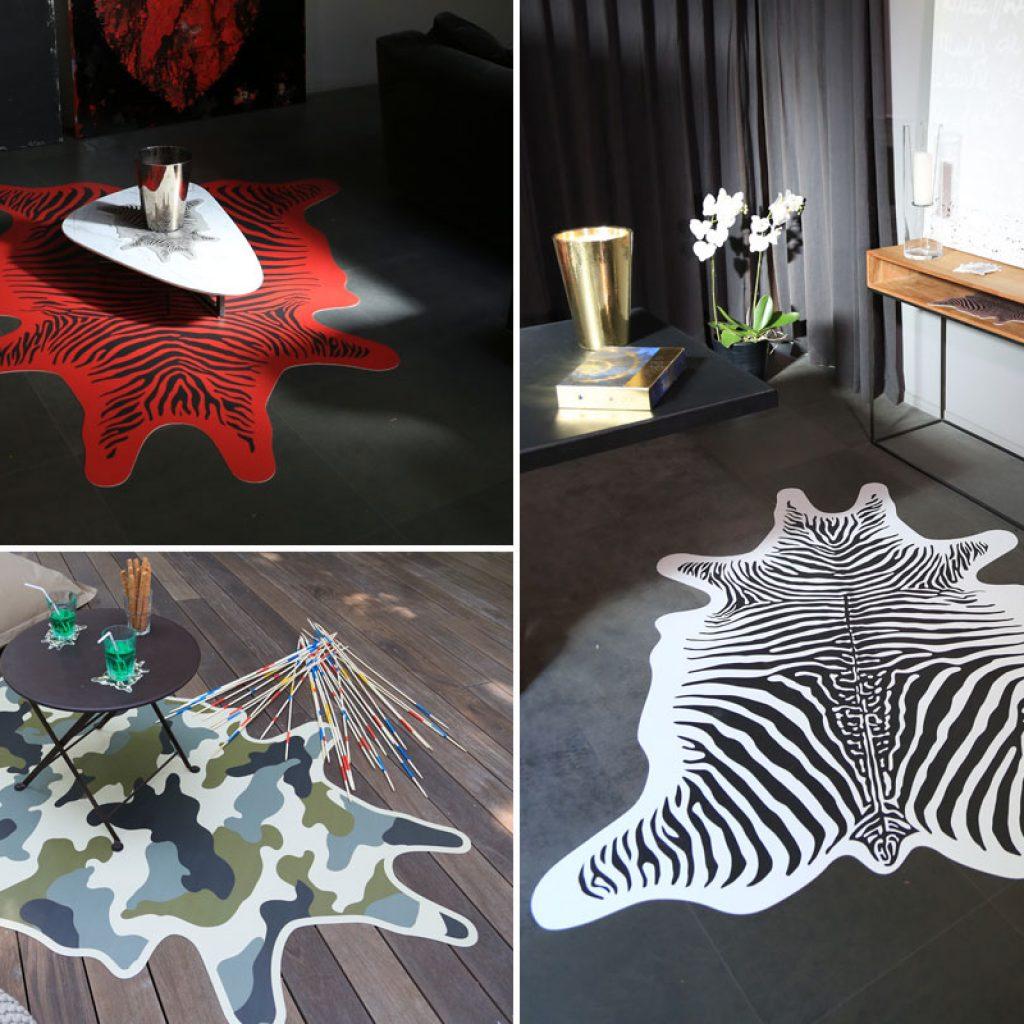 Retrouvez les tapis Podevache directement au magasin Piscine et Jardin d'Arras 62