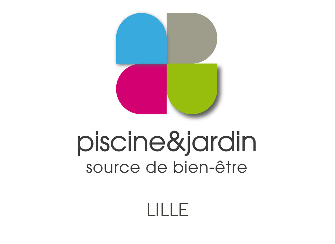 Logo du magasin piscine et jardin de Villeneuve d'ascq à Lille