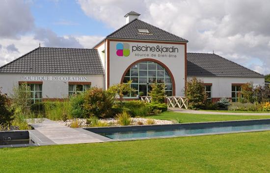Boutique de déco tendance, paysagiste, spa et piscine à Duisans près d'Arras