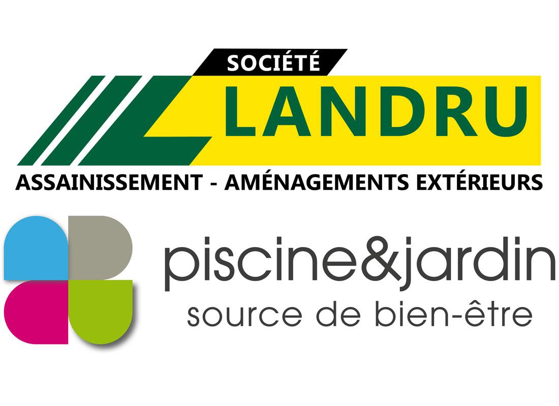 Logo de la société LANDRU à Duisans