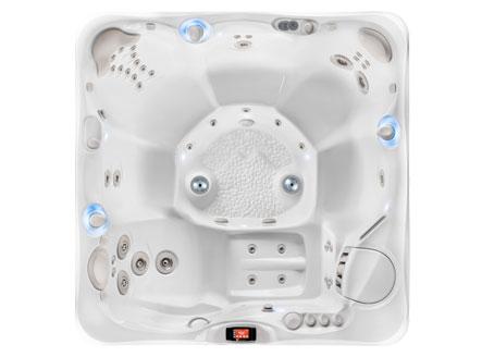 Spa Caldera TAHITIAN pour une eau chaude à 6 personnes