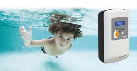Installer un appareil de désinfection et de traitement automatique de piscine